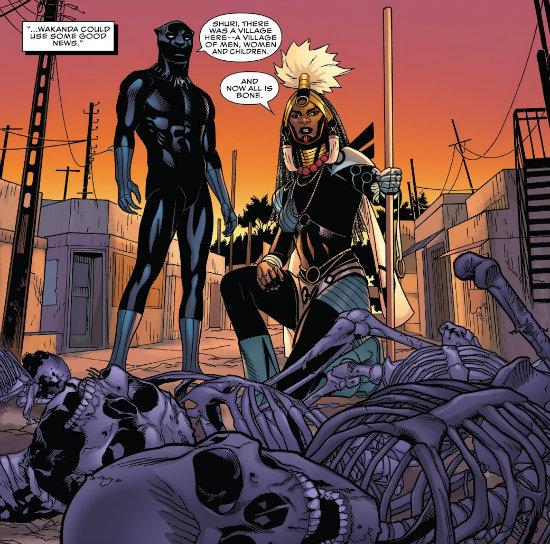 plano critico wakanda vingadores do novo mundo pantera negra plano critico