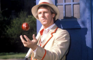 Fifth-5th-Peter-Davison-Black-Orchid-Cricket-plano critico doctor who lista plano critico