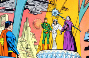 World of Krypton #1 (de 3) (1979) - mundo de krypton plano critico dc comics