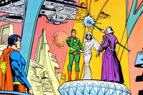 World of Krypton #1 (de 3) (1979) - mundo de krypton plano critico dc comics