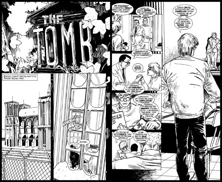plano critico a tumba lovecraft plano critico quadrinhos