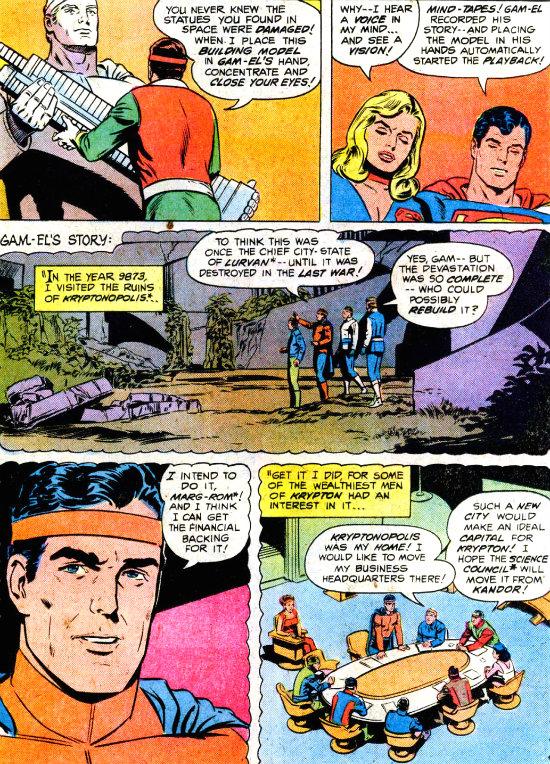 plano critico superman visita o passado do planeta plano critico plano critico
