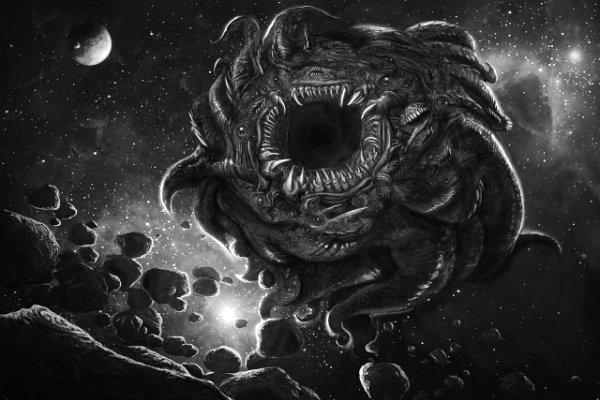 Azathoth_the_blind_idiot_god Plano Crítico Azathot Lovecraft