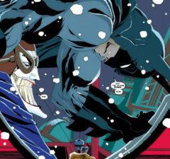 O Longo Dia das Bruxas natal plano crítico batman