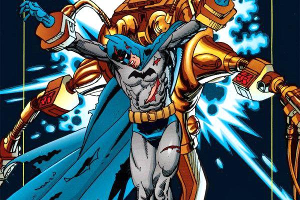 plano critico Legends of the Dark Knight #24 - 26 batman plano critico