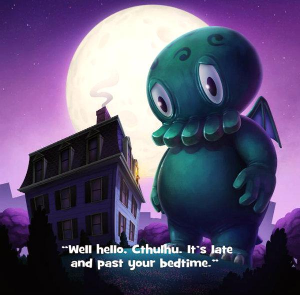 plano critico cthulhu visita lovecraft