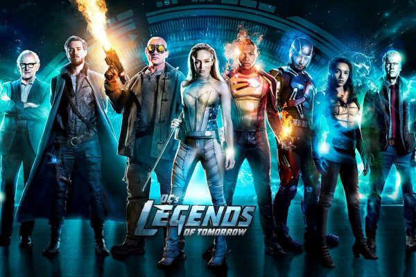 plano critico legends of tomorrow 3ª Temporada terceira temporada