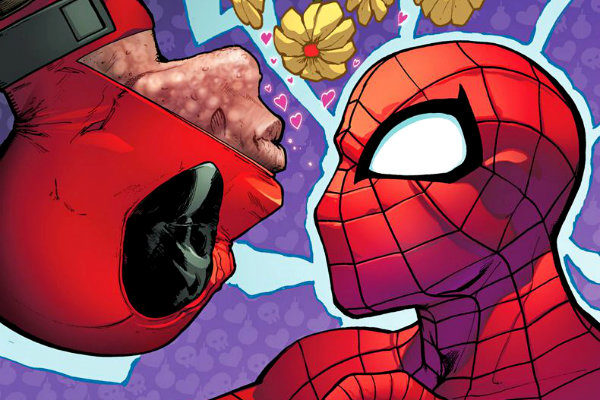 Spider-Man_Deadpool_Vol_1_2_Marquez_Variant_plano critico amor de irmão ta valendo mais plano critico homem aranha e deadpool