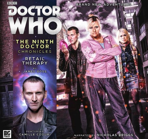 plano critico Retail Therapy doctor who