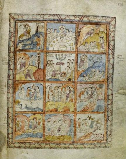 plano critico cenas dos evangelhos santo agostinho plano critico