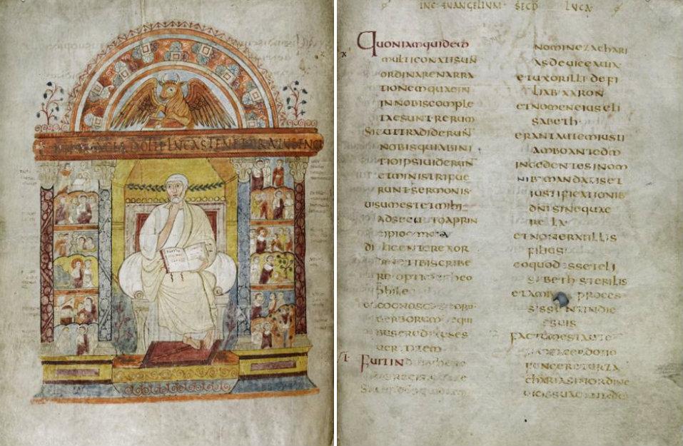 plano critico os evangelhos de santo agostinho são lucas