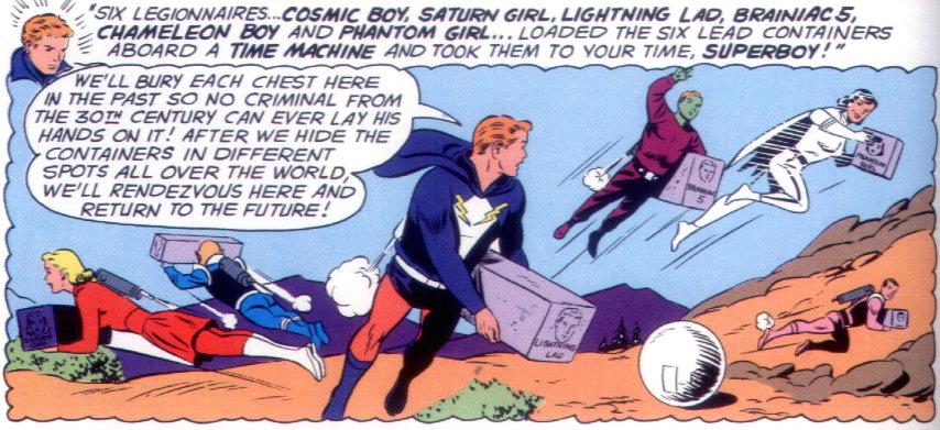 plano critico escondendo peças do robô legião dos super-heróis plano critico plano critico