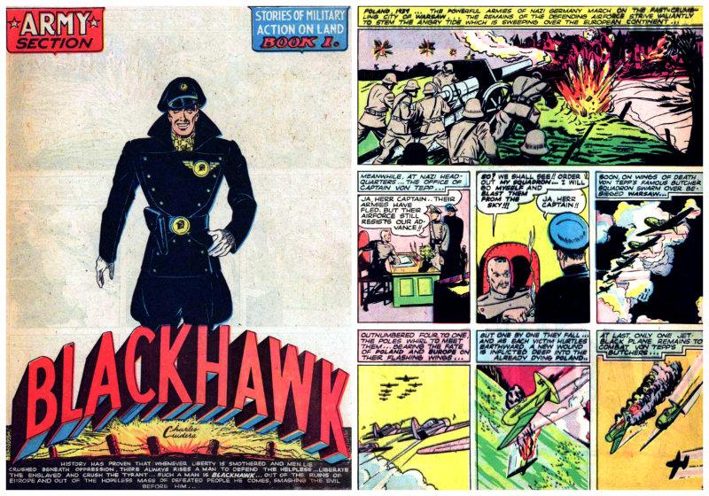 plano critico falcão negro plano critico military comics