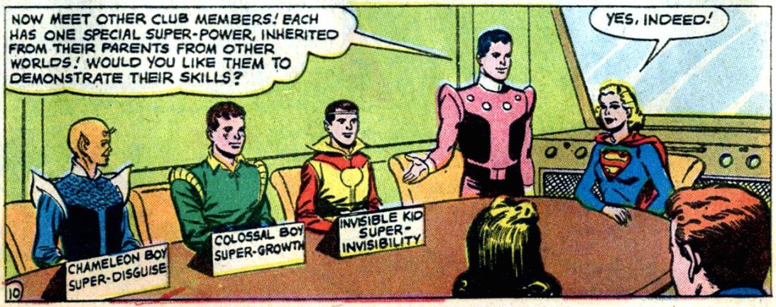 plano critico legião dos super-heróis supergirl