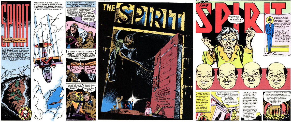 plano critico the spirit will eisner The Prom
