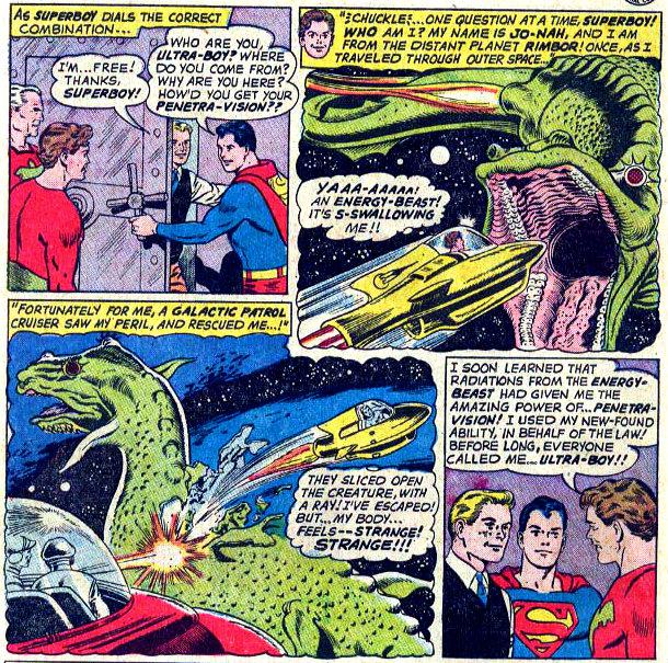 plano critico ultra boy e superboy plano critico