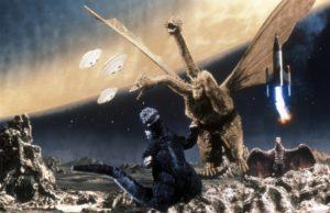 PLANO CRITICO GODZILLA ASTRO MONSTER PLANO CRITICO Invasion of Astro-Monster (1965)