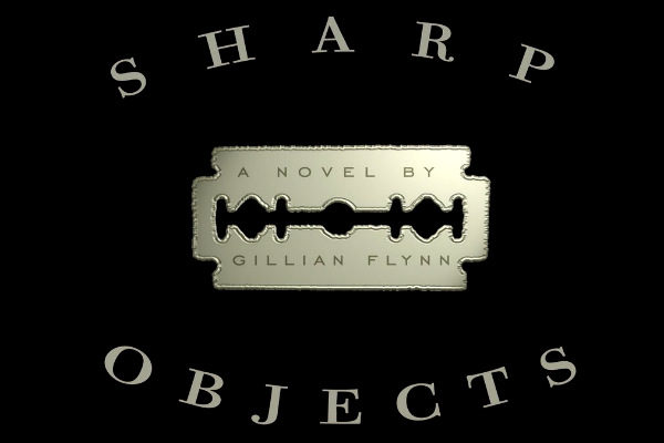 objetos cortantes sharp objects plano critico livro