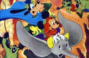 plano critico O Inferno De Mickey (L'inferno di Topolino) mickey's inferno plano critico HQ quadrinho