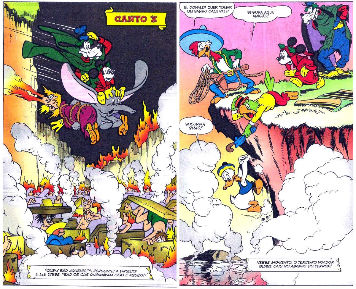 plano critico o inferno de mickey plano critico quadrinhos