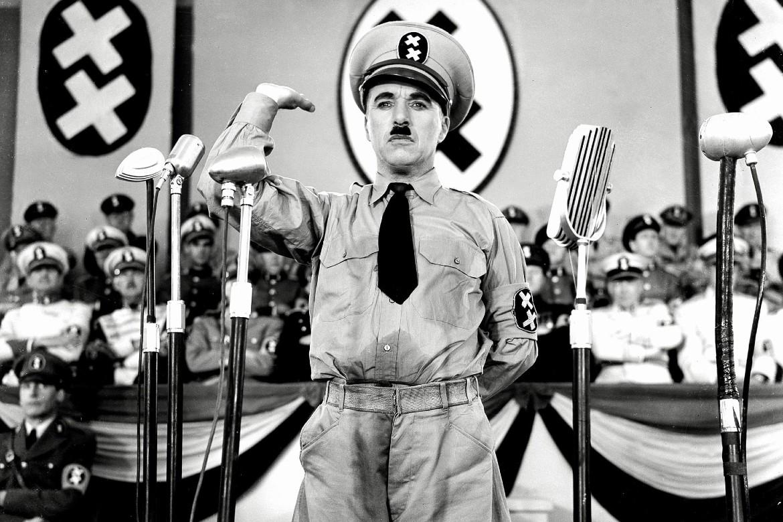 Crítica   O Grande Ditador (The Great Dictator, 1940) - Plano Crítico