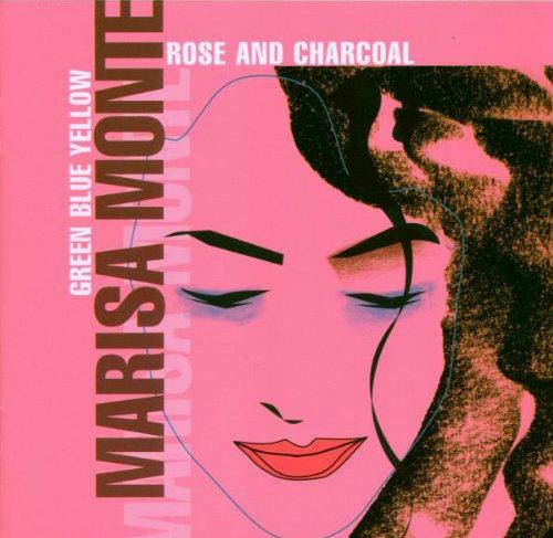 Marisa_Monte_-_Rose_&_CharcoalVerde, Anil, Amarelo, Cor-de-Rosa e Carvão (1994)