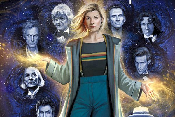 doctor who 13 doutora plano critico as muitas vidas quadrinhos