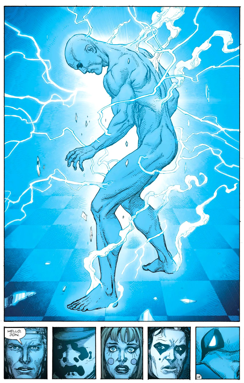 plano crítico Dr manhattan doomsday clock 7