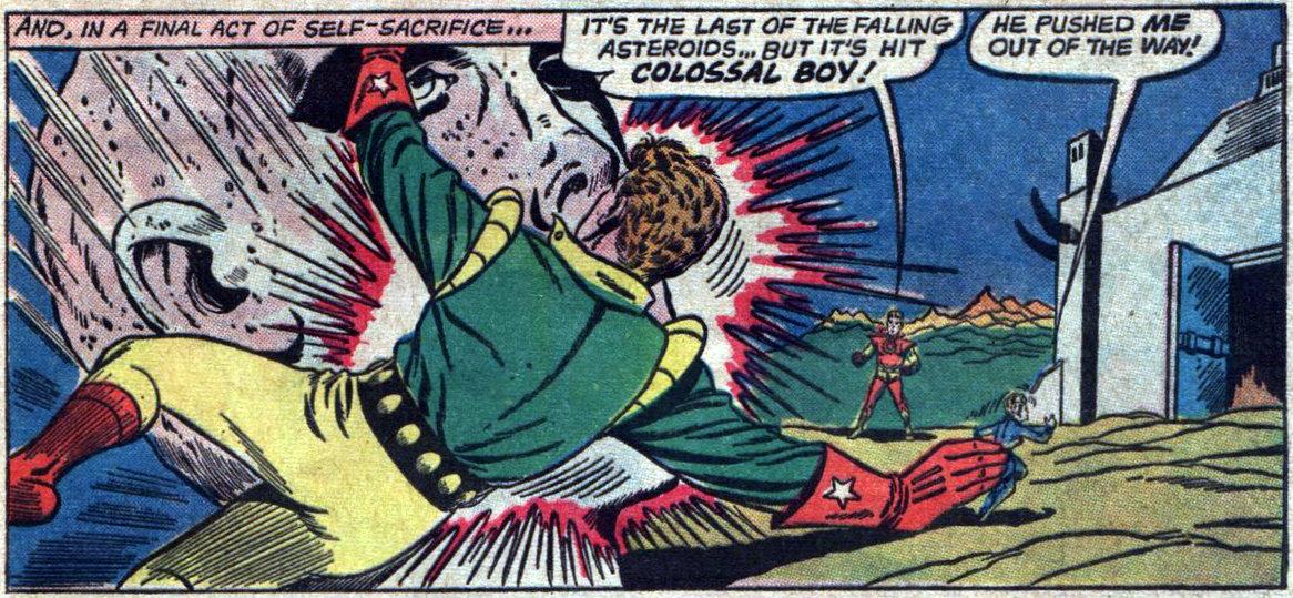 plano critico adventure comics plano critico legião dos super heróis