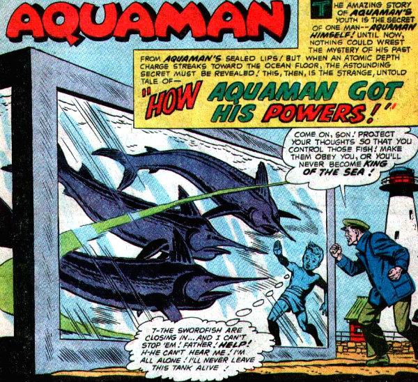 plano critico como o aquaman ganhou seus poderes plano critico