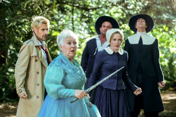 LEGENDS OF TOMORROW Witch Hunt PLANO CRITICO EPISÓDIO