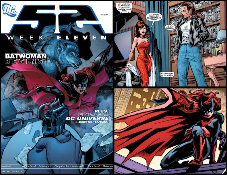 plano critico batwoman 52 era moderna