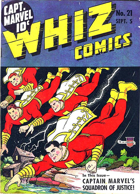 whiz-comics-21b plano critico a origem da familia marvel plano critico shazam