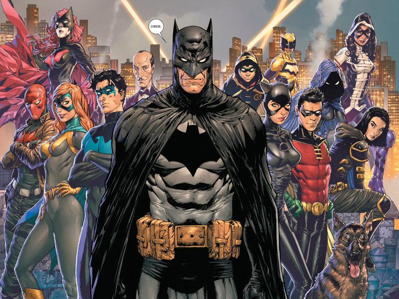 Batman's Greatest Case batman plano critico