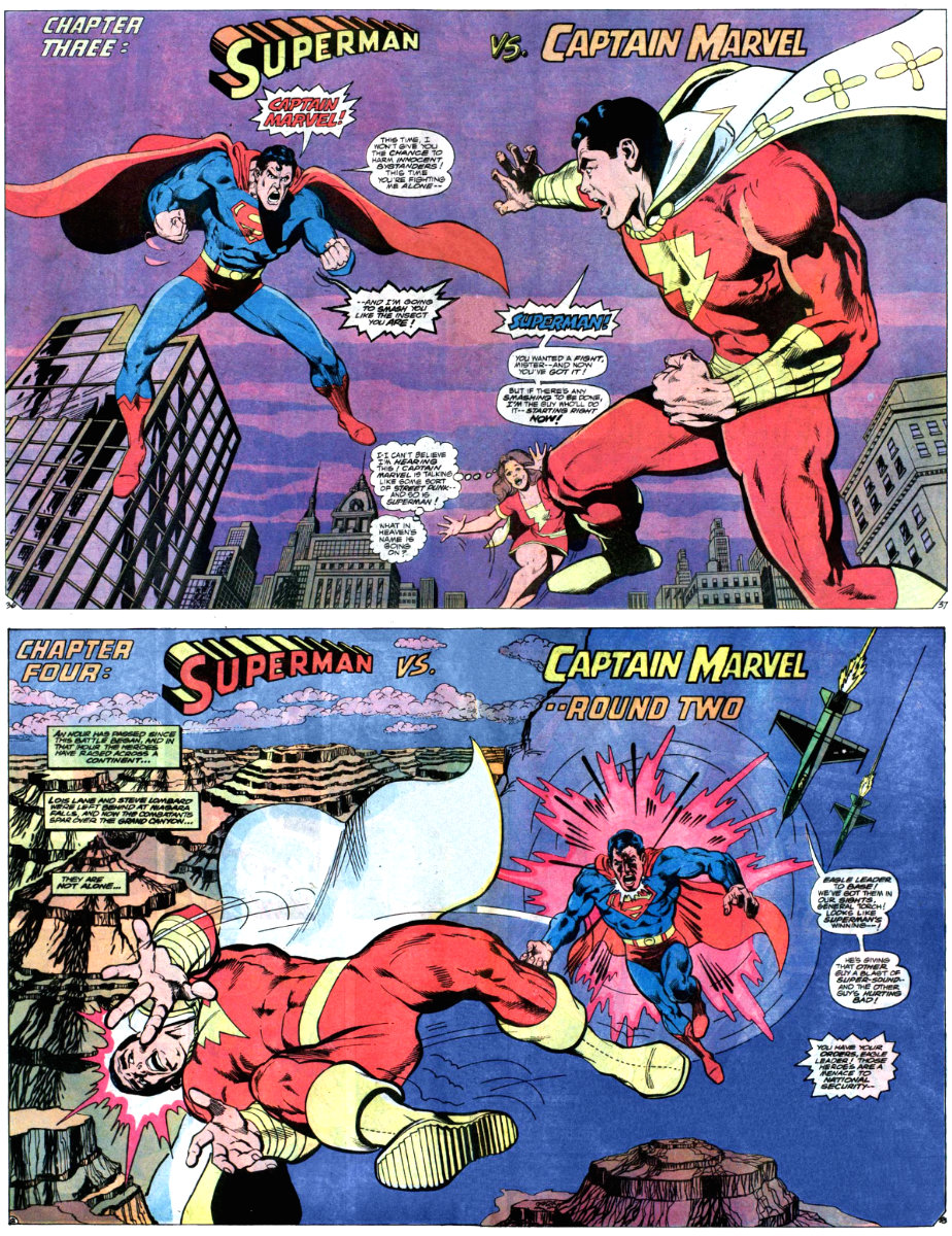plano crítico shazam capitão marvel superman plano crítico