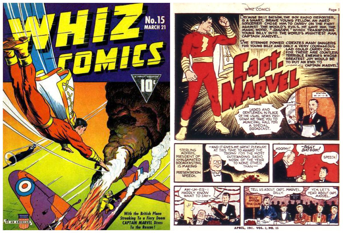 plano critico a origem do dr. silvana quadrinhos HQ plano critico whiz comics