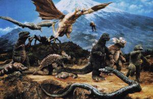 Plano Crítico Kaiju Godzilla O Despertar dos Monstros