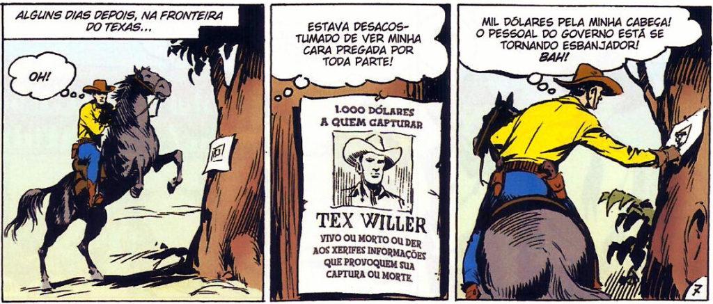 Tex em Cores - BR0002 - Surge Mefisto (2009) -plano critico tex vivo ou morto cartaz