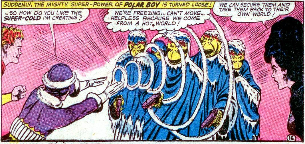 plano critico legião dos super-heróis frio guerra