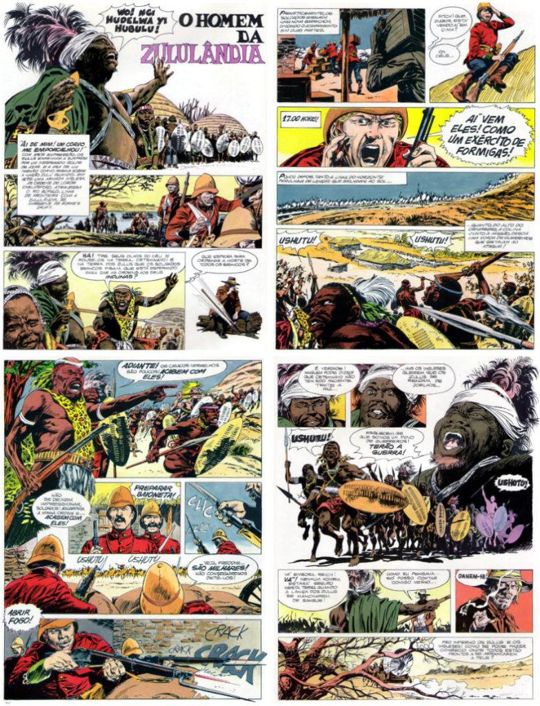 plano critico arte o homem da zululandia bonelli