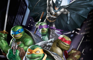 plano critico batman vs tartarugas ninja