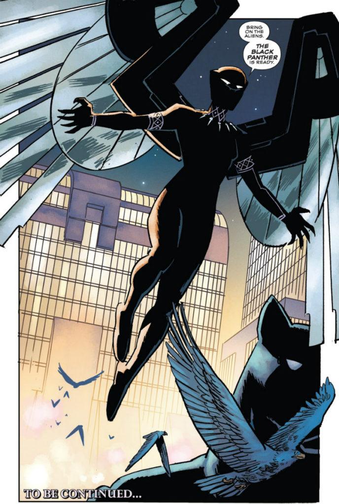 shuri pantera negra plano critico quadrinho