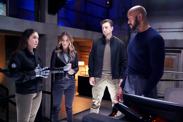plano critico Agents of S.H.I.E.L.D LEAP