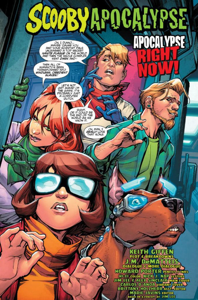 plano critico Scooby Apocalypse 1
