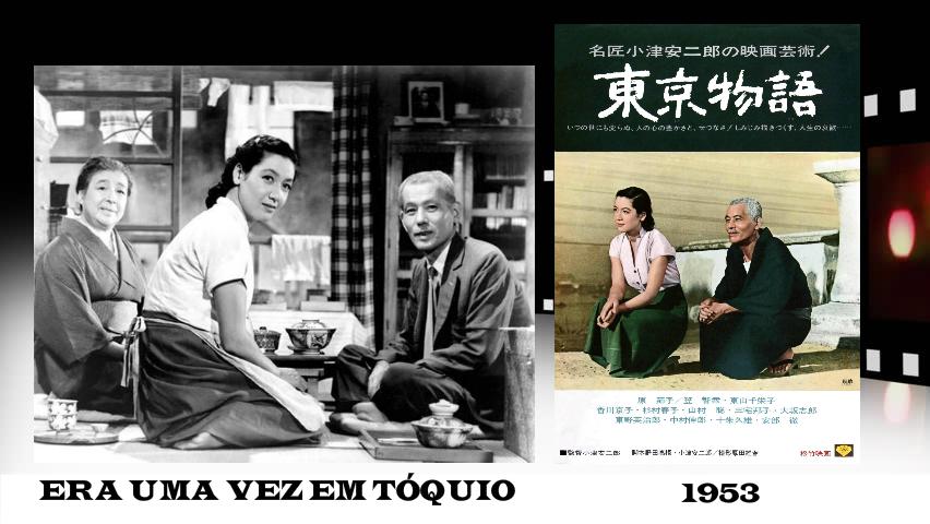 PLANO CRÍTICO ERA UMA VEZ EM TÓQUIO 1953 TOP 10 OZU