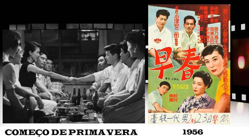 plano critico COMEÇO DE PRIMAVERA 1956 top 10 ozu