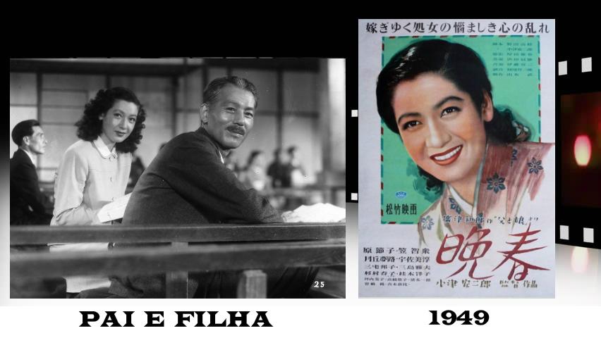 plano critico também PAI E FILHA 1949 top 10 ozu