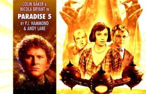 plano critico paradise 5 doctor who