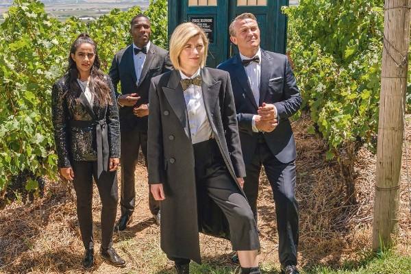 doctor who plano crítico Spyfall - Part One