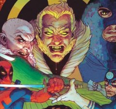plano crítico segredos Identity Disc marvel comics